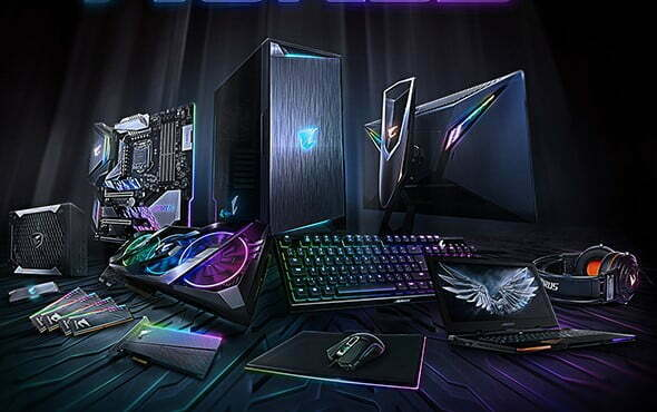 crop All Family Final Facebook - GIGABYTE Expands, Creating the AORUS Brand