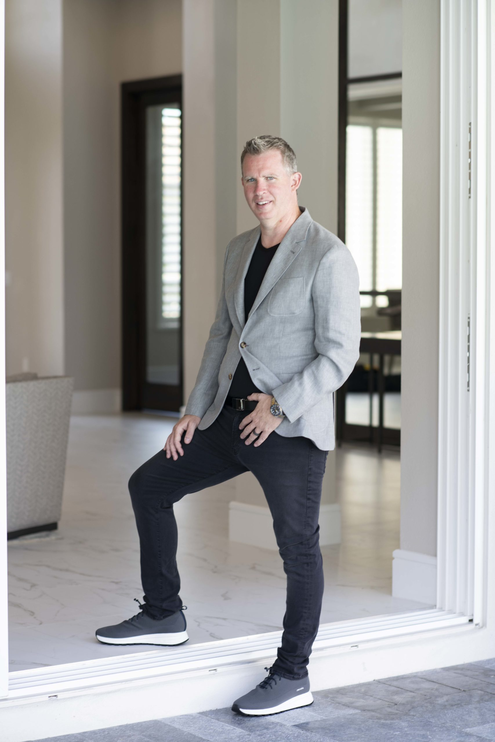 Charles Carey, CEO, CIG Capital
