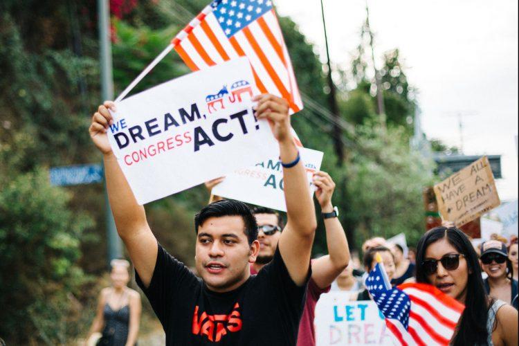 DreamRallyLA MollyAdams Flickr - Op-Ed: Regardless of COVID-19, It's Time To Go Forward on DACA