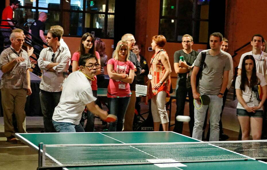 ping pong2feat - Human Interest: How Ping Pong became Silicon Valley's favorite sport