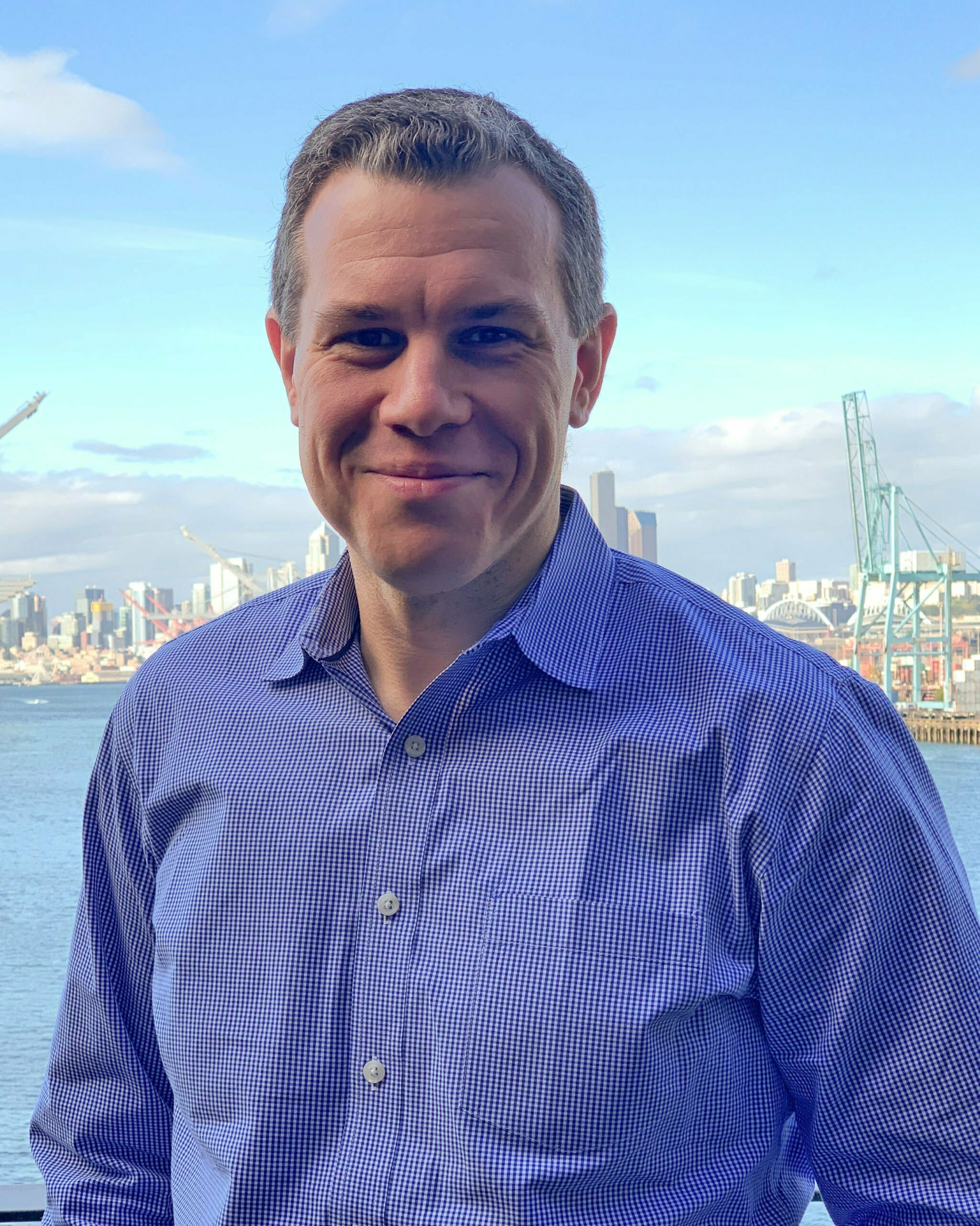 Matt Godden is the President and CEO of Centerline Logistics, a leading provider of marine transportation services in the United States, with operations along the West Coast, New York Harbor and the Gulf Coast.