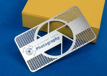 My Metal Business Card Photography Stainless Steel Card - How to Ship Products to Customers Safely and Conveniently