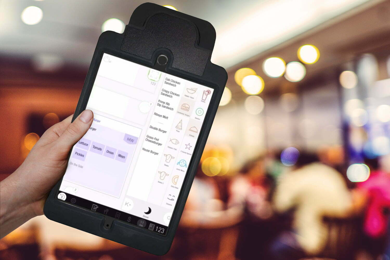 padin - The Tech Platform to Manage Restaurants in a COVID-19 World