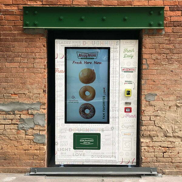 KK HQ Pilot - 'Modern Vending'