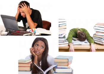 StressandStudents - 5 Tips for Managing the Stress of a College Life