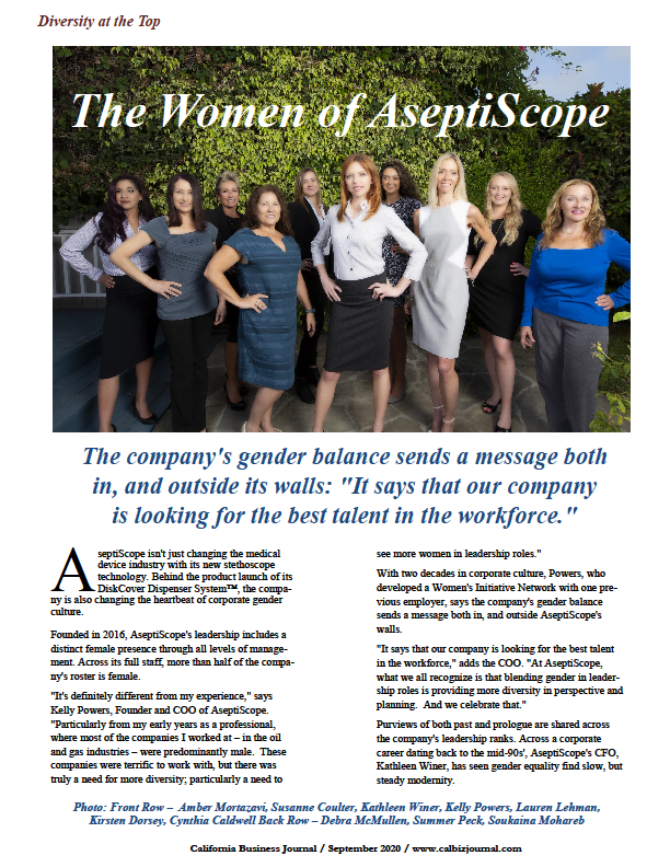s1 8 - The Women of AseptiScope