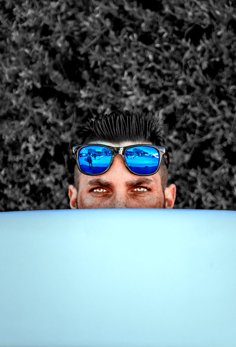 ChaseFisher51 - Blending In: From a pair of $5 sunglasses from Target, Chase Fisher stumbled into a huge void in the marketplace and built a $90M sunglasses and ski goggles enterprise.