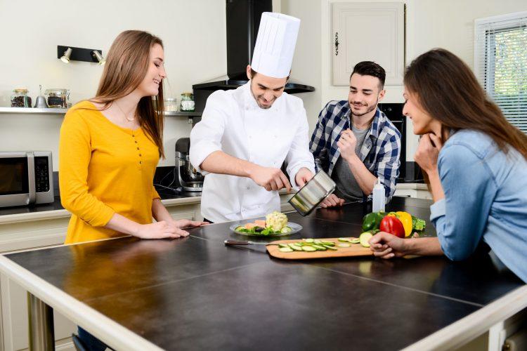 Chef Homebite - In-home chef on-demand app prepares its California rollout