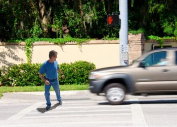 "Whose Fault is it If a Jaywalker is Hit By a Car in California 530x351 1 - ""Can I Still Get Compensation if I Was Jaywalking When Hit By a Car?"""