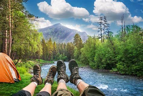 feet - Business & Travel: A Breath of Fresh Air