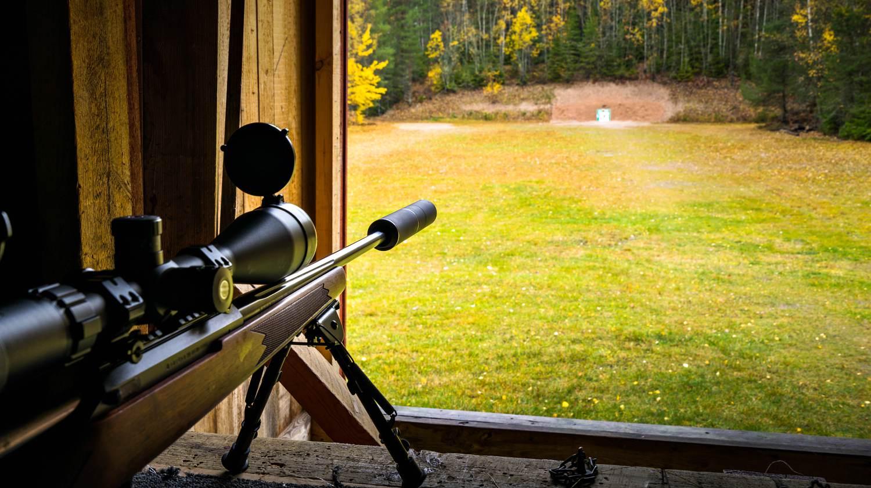Long-Distance-Shooting
