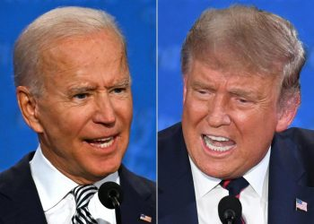 trump biden debate - Study Reveals That Disease Transmission Models Can Help Forecast U.S. Election Outcome