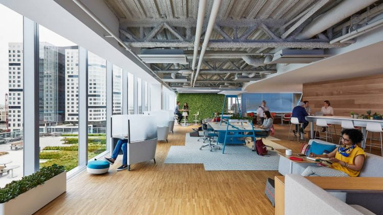 16 0016132 - Biophilic Design: Ways to Weave Nature into the Workplace
