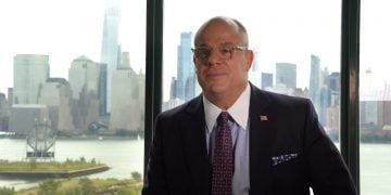"Douglas Pic NYC Background - Virus Presents Business Opportunities ""Not Previously Visible"""