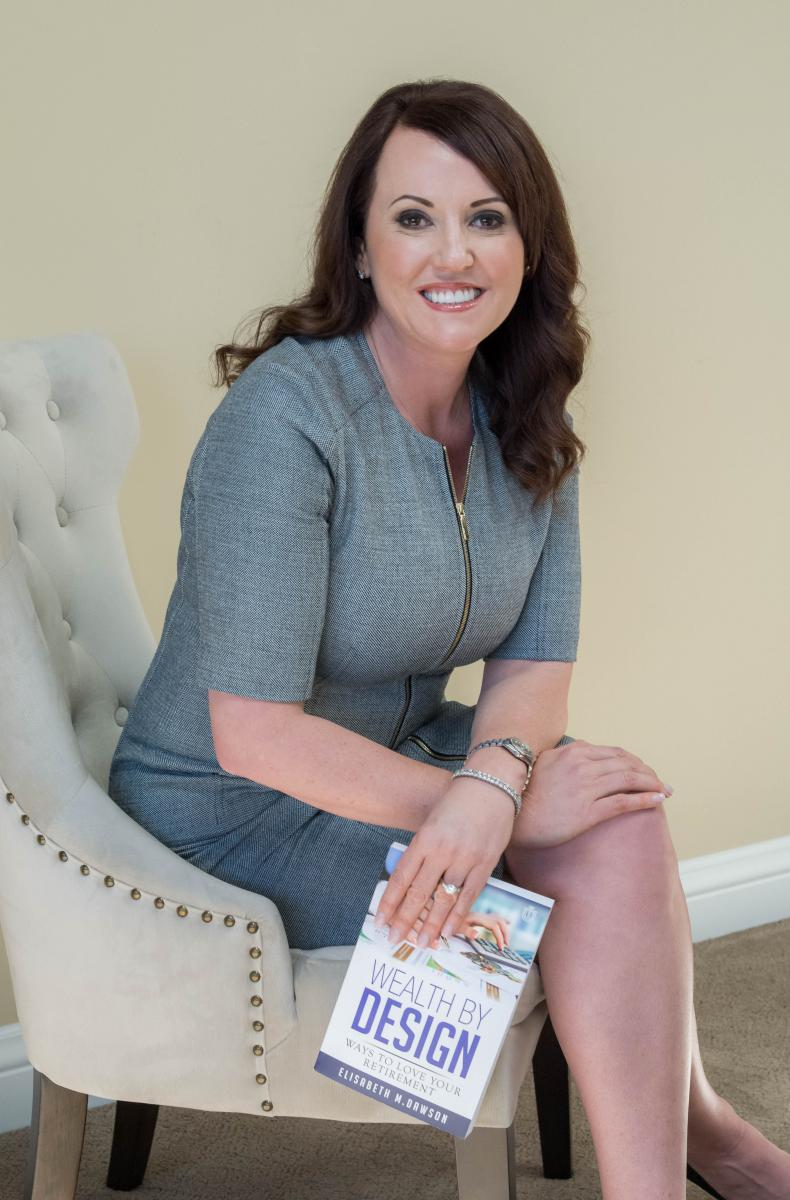 Elisabeth Dawson, author of Wealth By Design