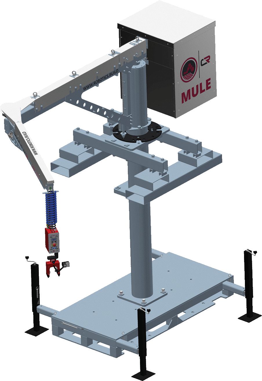 use this2 - Welcome to the construction industry's automated augment: Construction Robotics has paired engineering intellect with on-site savvy, positioning its unique grasp of real-life conditions on job sites.