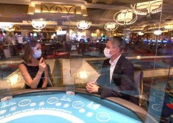 Casino gambling during Covid 19
