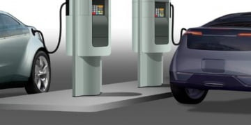 electric vehicle charging station 2