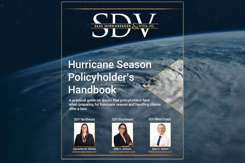 Hurricane Handbook Promo