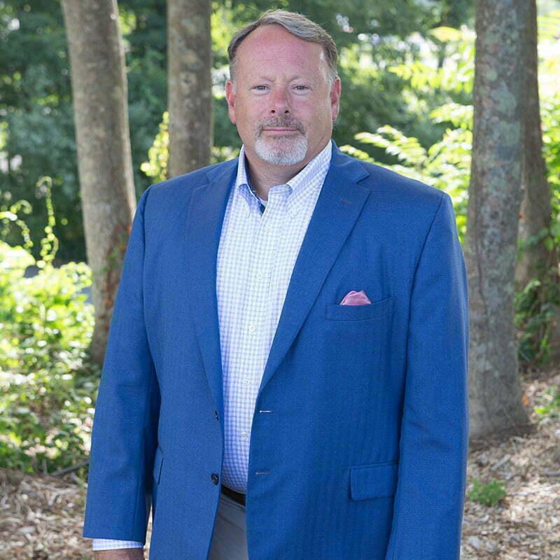 Jeremiah Welch, managing partner of Saxe Doernberger & Vita