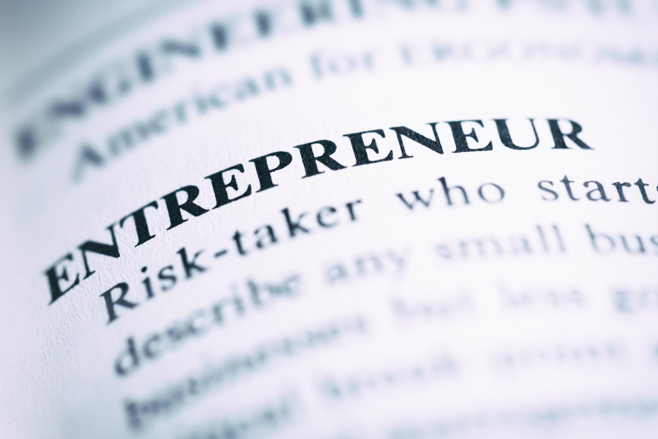 Entrepreneurs meaning