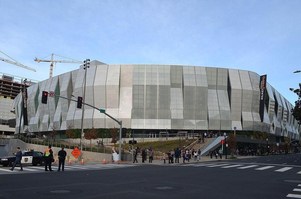 Golden 1 Center Stadium