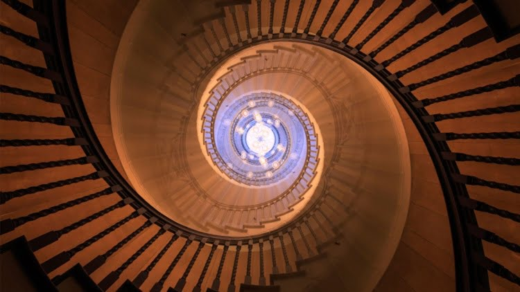 law swirl stairs