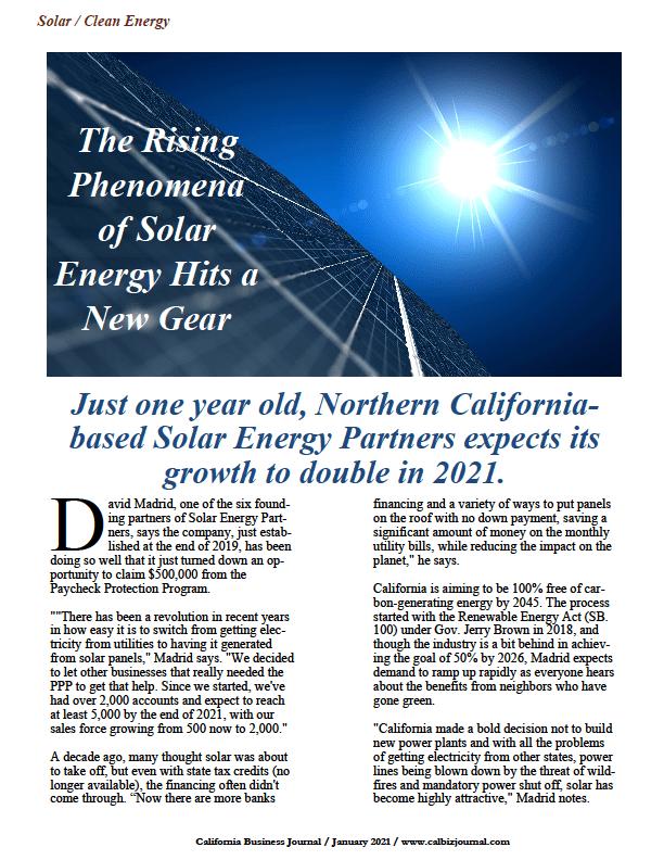 Solar Energy Partners1