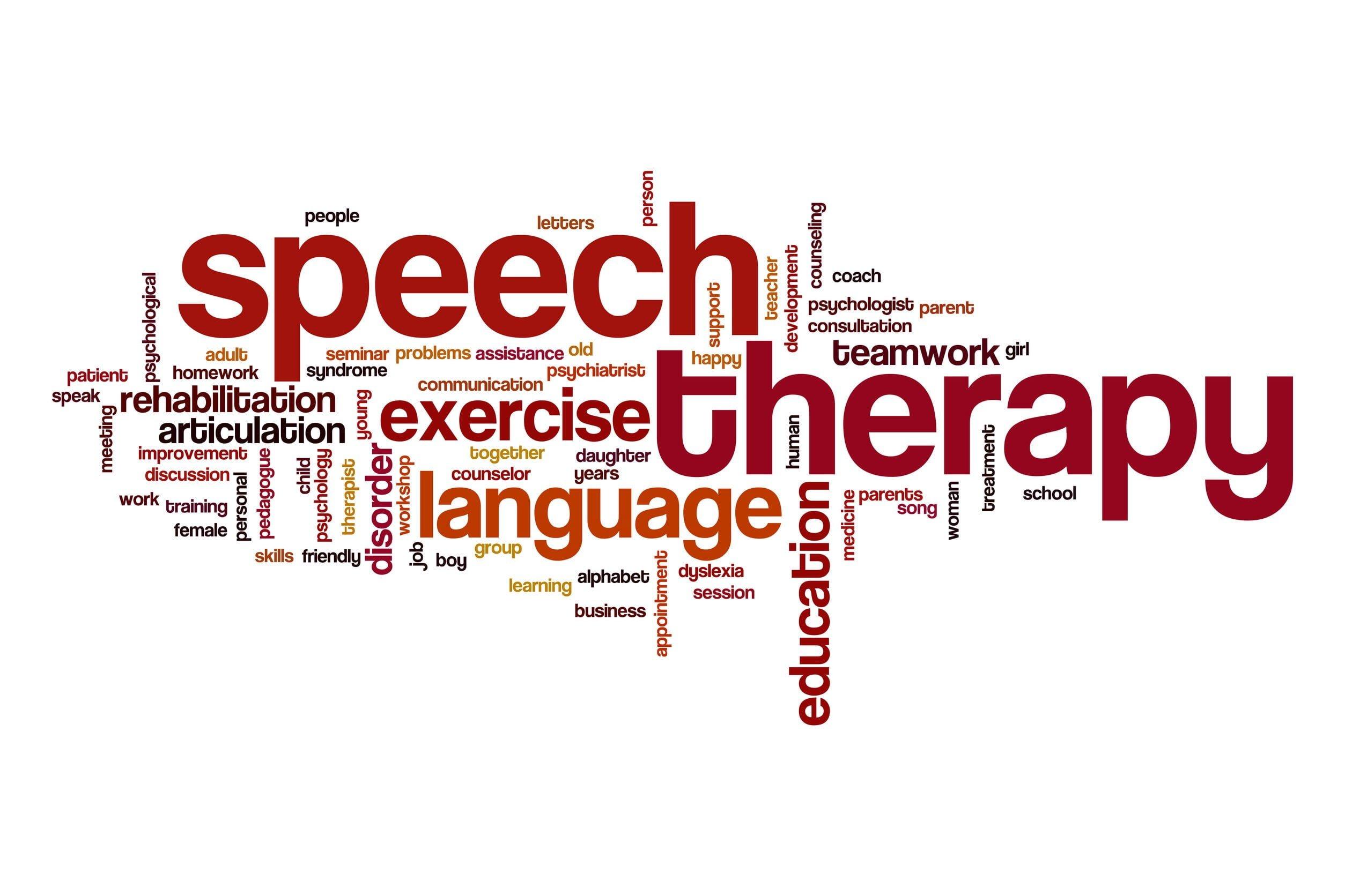 Speech Pathology design