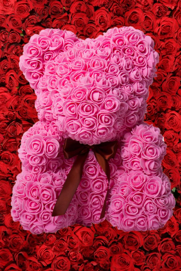 Dose of Roses Teddy Bear