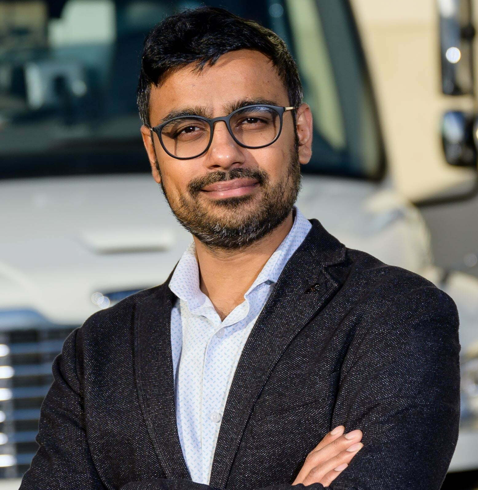 Manny Saxena, CEO of West Sweeping Services Holdings. a holding company comprising of two of the largest street sweeping companies in California.