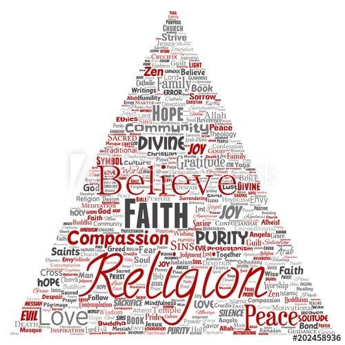 religion diagram