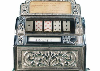 World-First-Slot-Machine