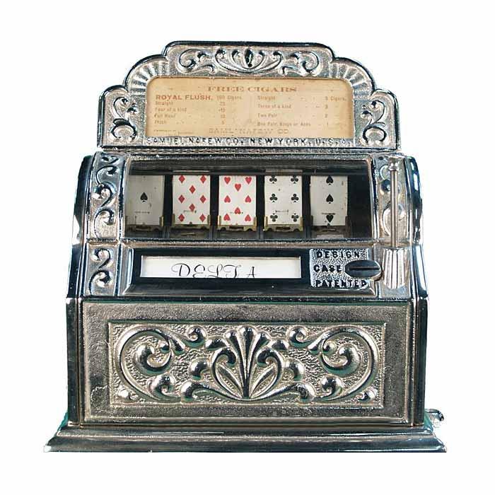 World-First-Slot-Machine