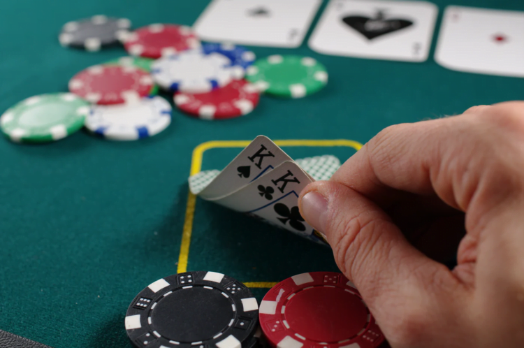 2-poker training
