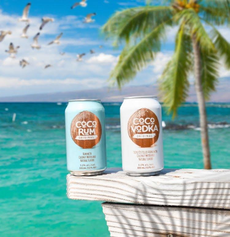 coco vodka and rum image