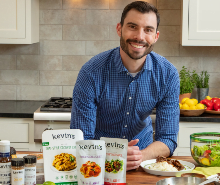 Kevin McCray, Kevin's Natural Foods