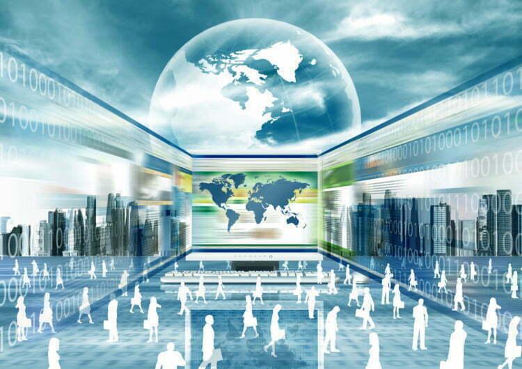 Vrtual Business world