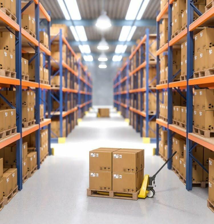 ecommerce fulfillment warehouse