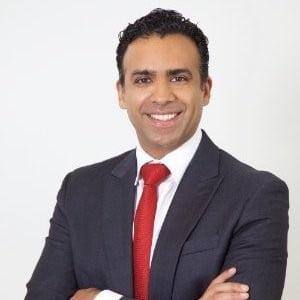 Bobby Shah, President of PressureStim