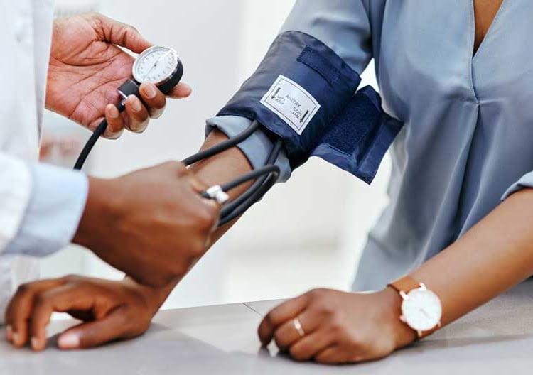 Lowering high blood pressure