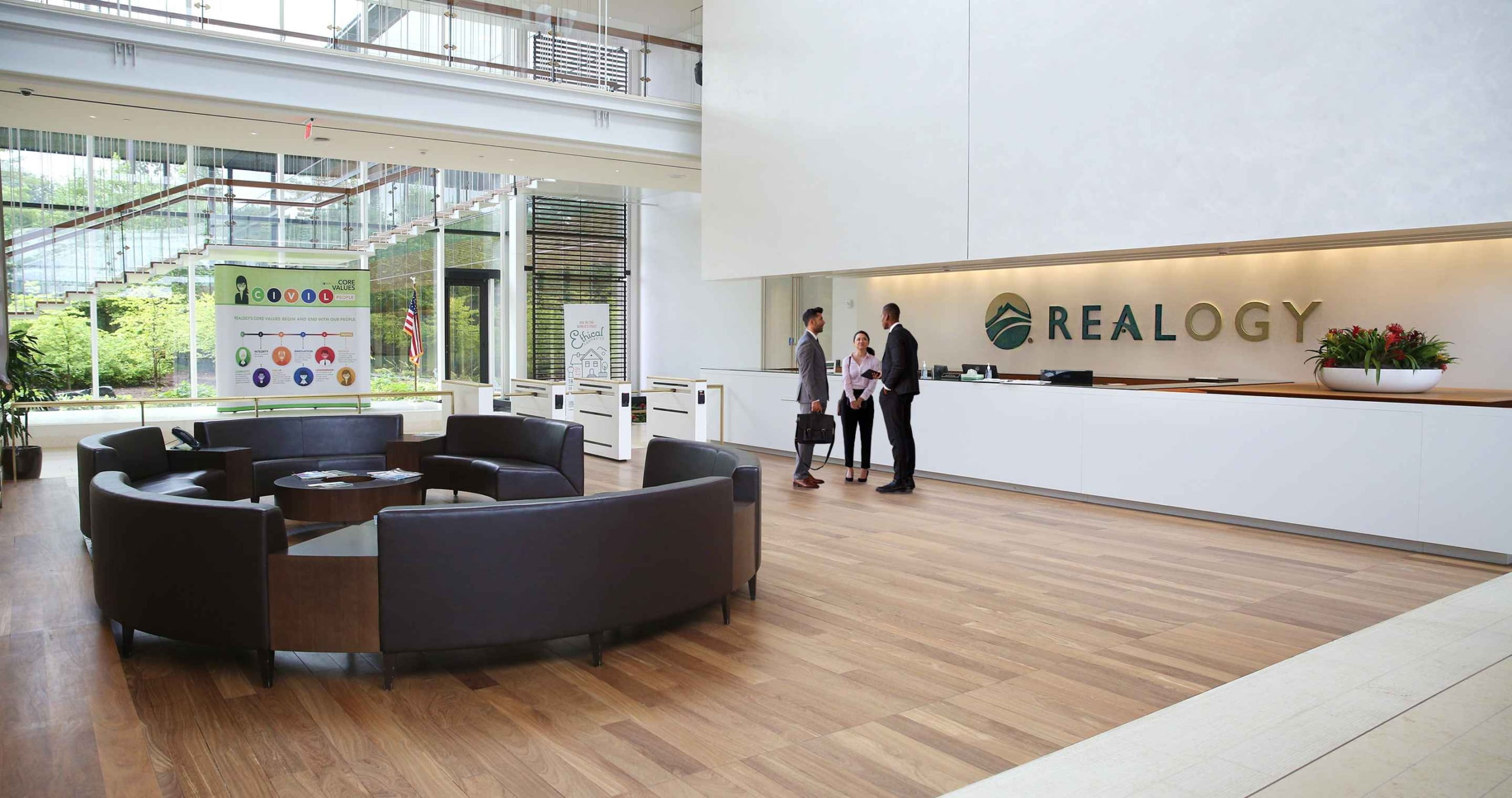 realogy front office