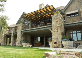 Country Club Awnings for Golf Club