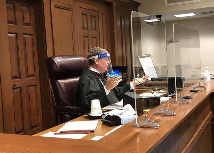 Photo US courts