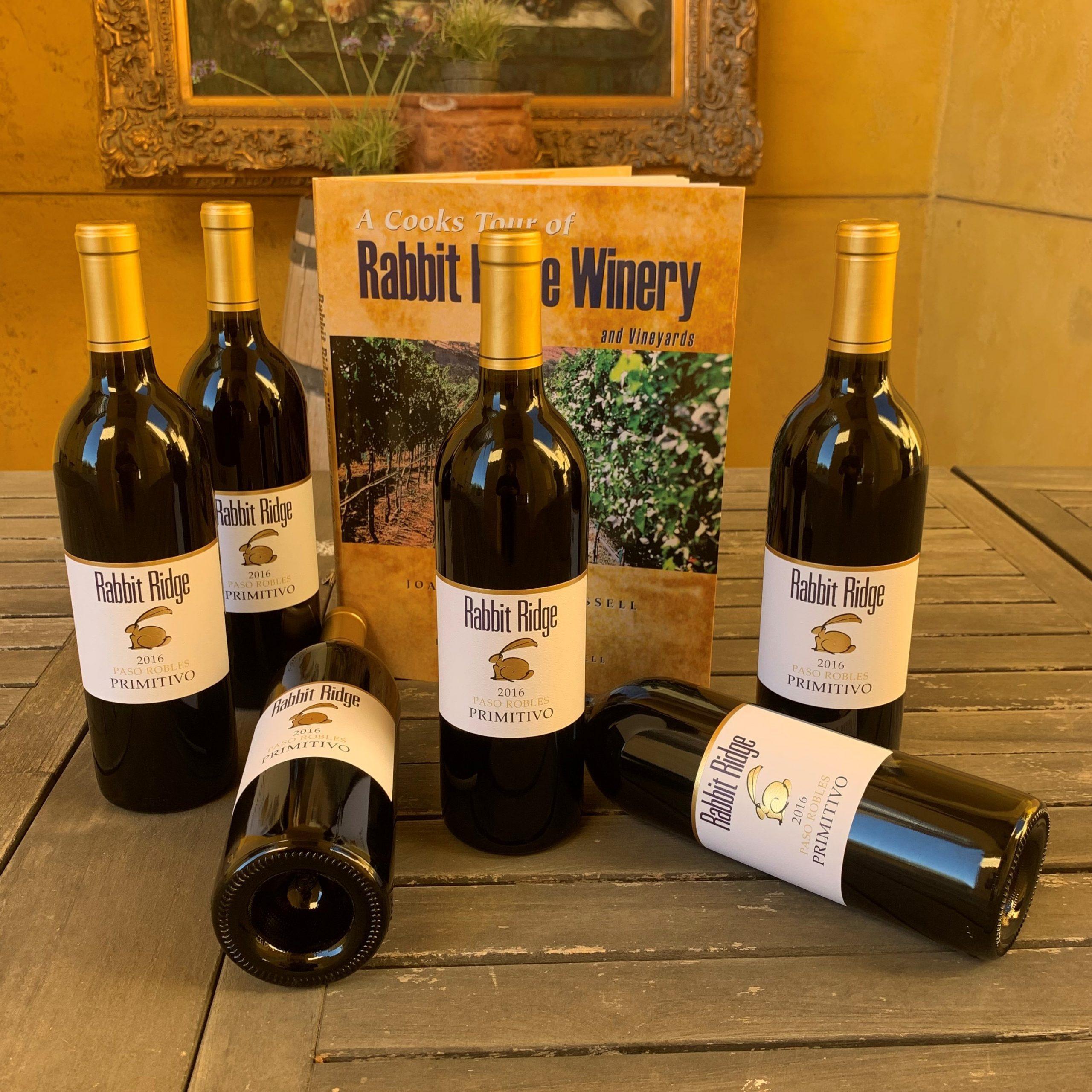 Rabbit Ridge Wines
