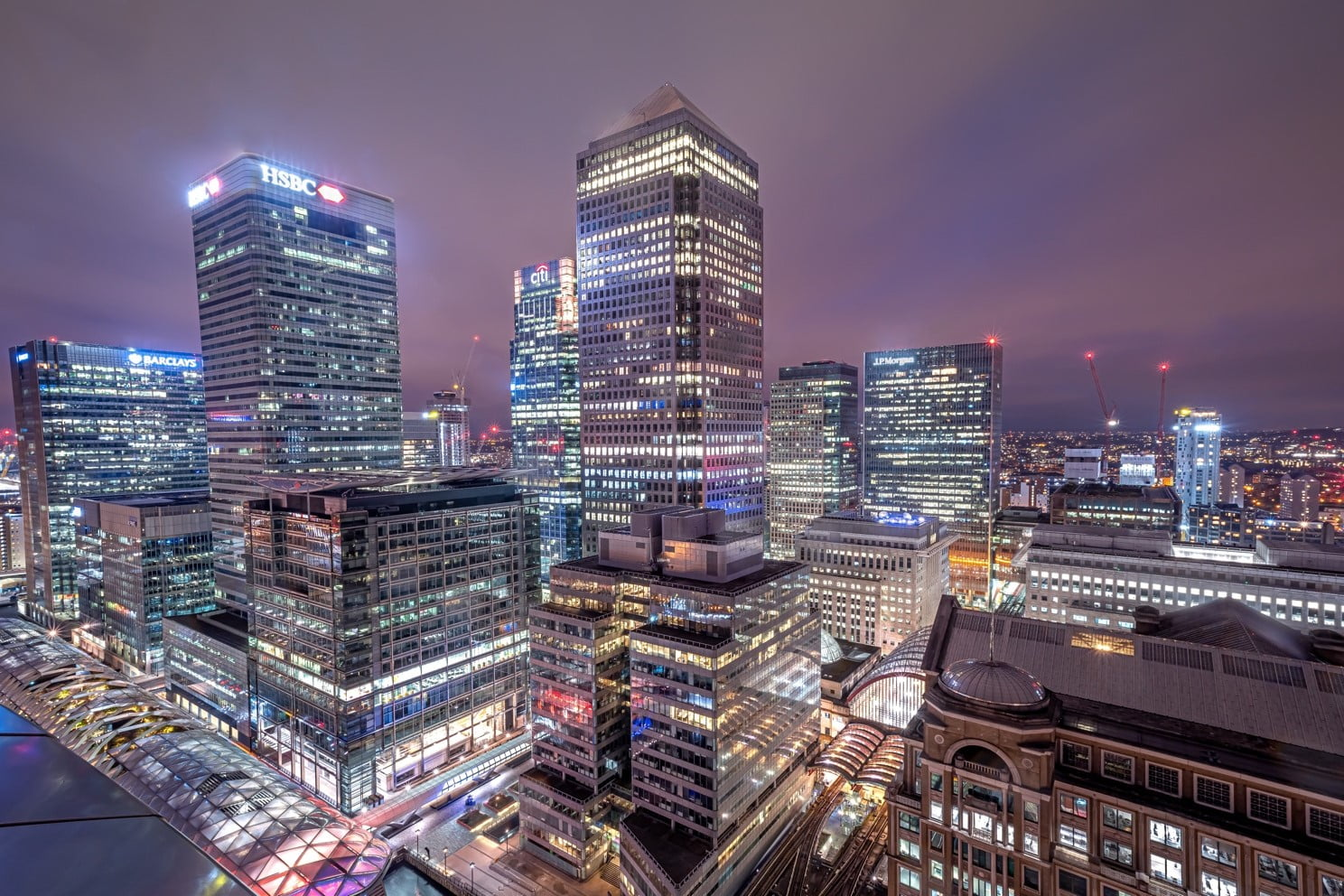 What is it Like to Work in Canary Wharf?