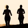 Shadow of girls running (*Photo Source: pixabay.com