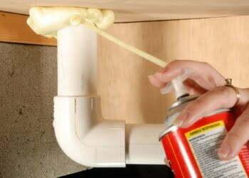 Expanding Spray Foam