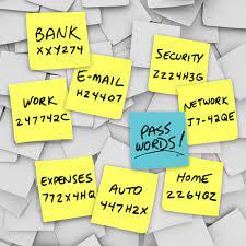 Breaking bad password habits