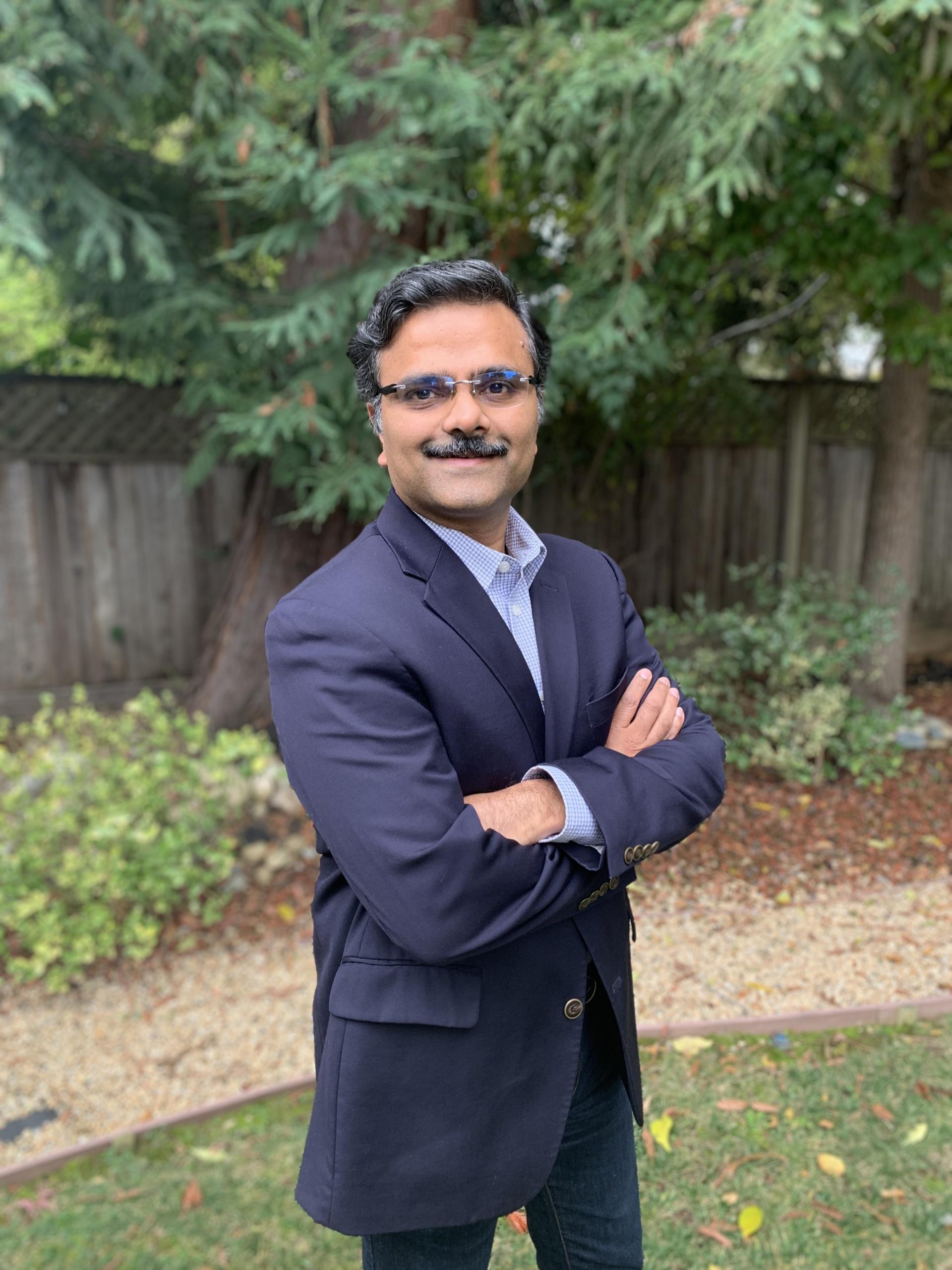 McLaren Strategic Ventures CEO Anubhav Saxena